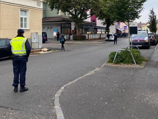 Schüsse in St. Pölten: Schütze kehrte an den Tatort zurück