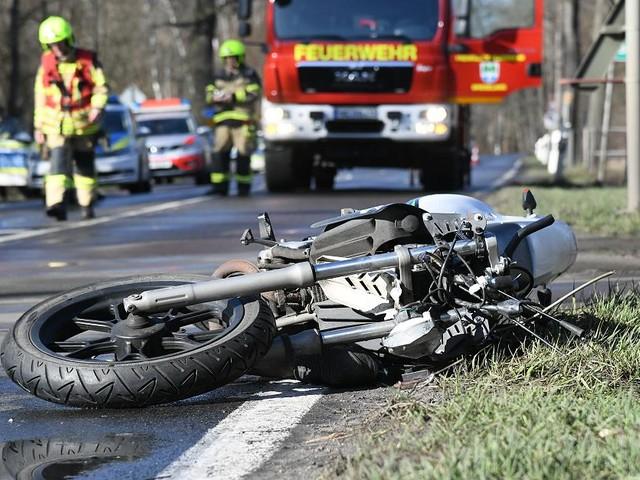 Tödliche Ostern - Viele Motorradfahrer verunglücken bei Ausflügen