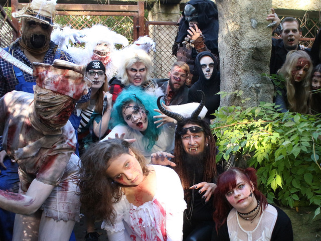 Zoo Osnabrück: Zu Halloween 2017 Horror-Labyrinthe und Kinder-Programm
