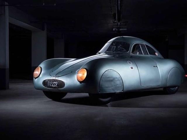 Den ältesten Porsche gab es nur dreimal - jetzt wird einer versteigert