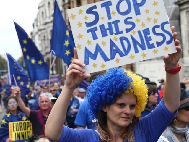 Fünf Jahre Referendum: Warum der Brexit die Briten immer noch spaltet