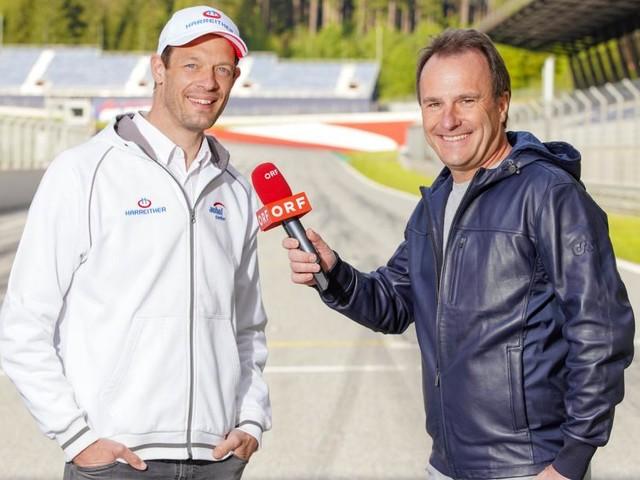 """ORF-Formel1-Duo: """"Natürlich wollen wir, dass bei uns mehr zuschauen"""""""