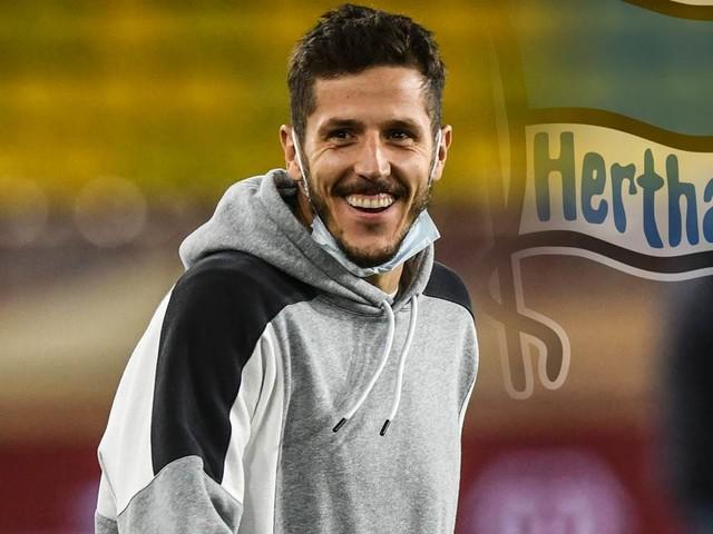 Perfekt: Hertha BSC verpflichtet Angreifer Jovetic – Bobic erklärt Transfer