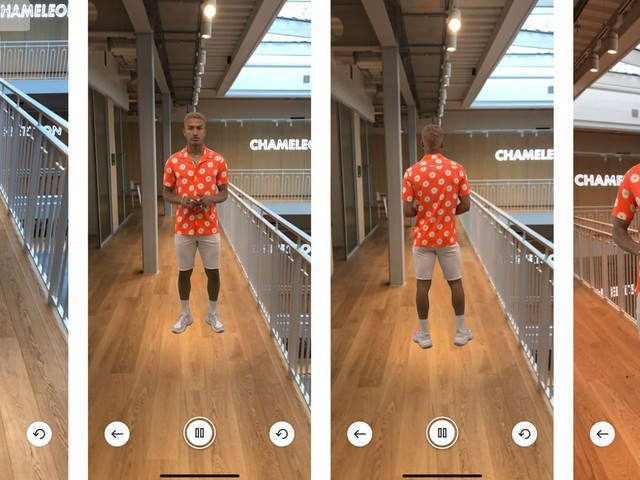 Augmented Reality - wer nutzt sie seit wann?