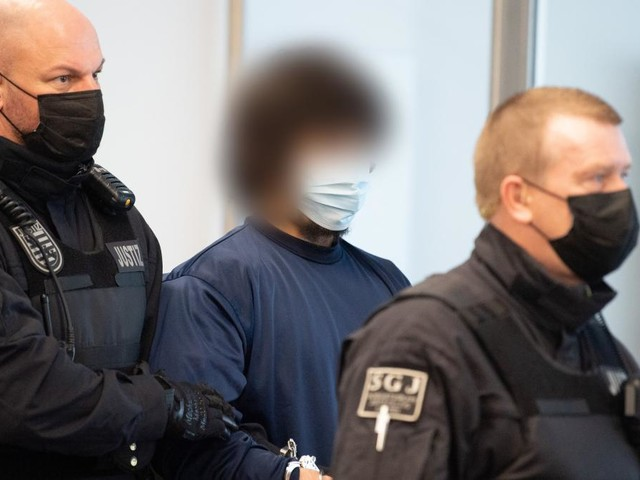 Prozess um Messerangriff in Dresden – Bundesanwaltschaft fordert lebenslange Haft