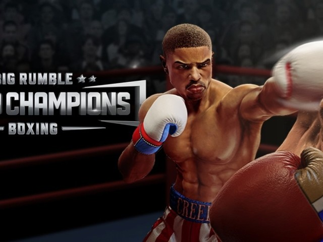 Big Rumble Boxing: Creed Champions - Ring frei für Creed, Rocky, Drago und Co.