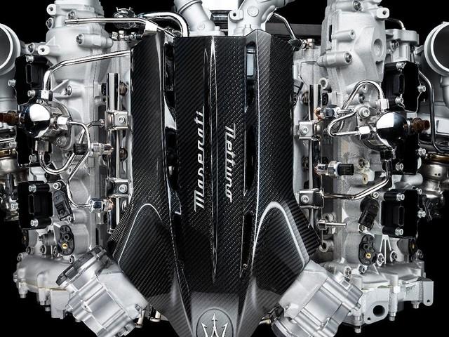 Nach 20 Jahren eigener Treibsatz: Maserati baut V6 wie in der Formel 1