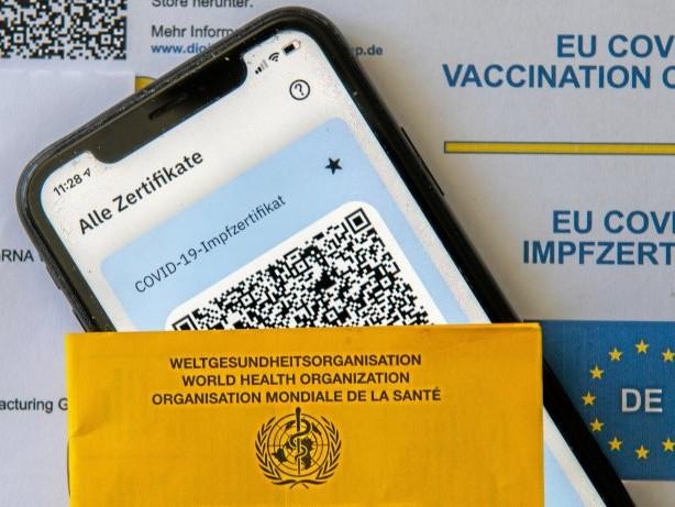 Pandemie: Digitaler Impfpass: Das unterscheidet die Nachweis-Apps
