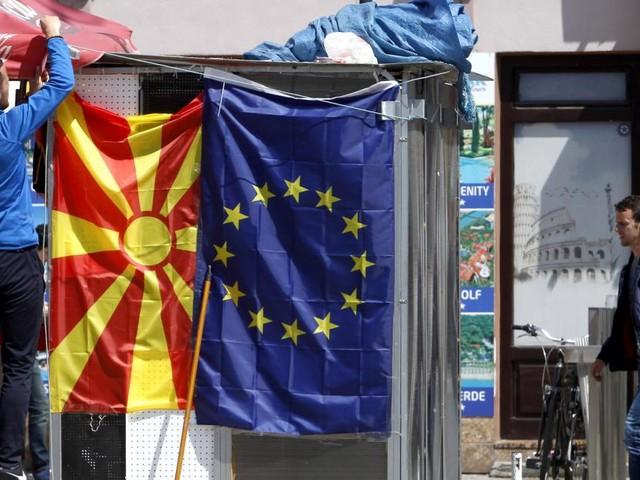 """Nordmazedonien: """"Ohne EU wird Radikalismus zurückkehren"""""""