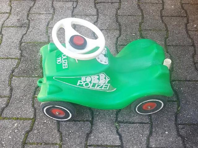 Bobby Car Polizei 20 € in Menden (Sauerland)