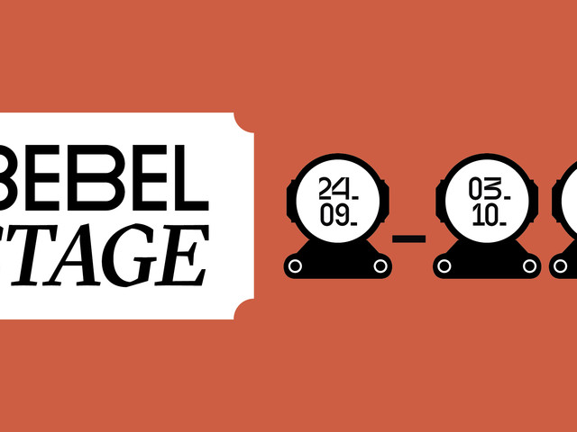 Bebel Stage 2021: Alle Infos zum Kulturfestival auf dem Bebelplatz in Berlin-Mitte