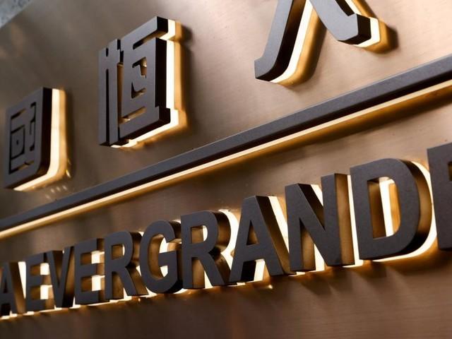 Handel mit chinesischen Evergrande-Aktien in Hongkong ausgesetzt
