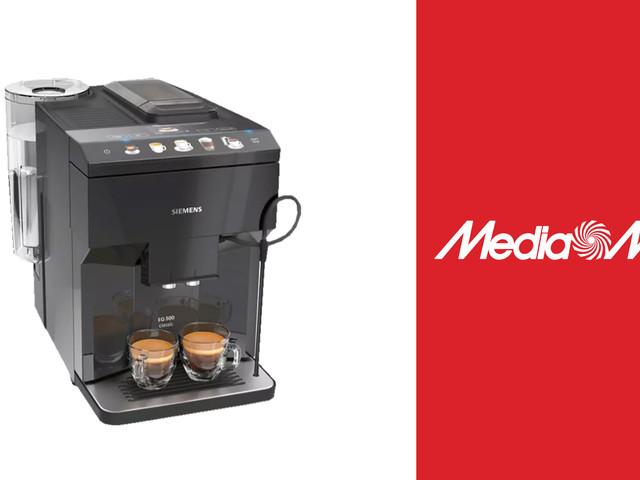 Media-Markt-Deal: Siemens-Kaffeevollautomat reduziert