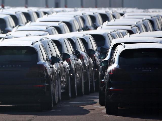 Wegen Wegrollgefahr – Porsche ruft rund 337.000 Autoszurück