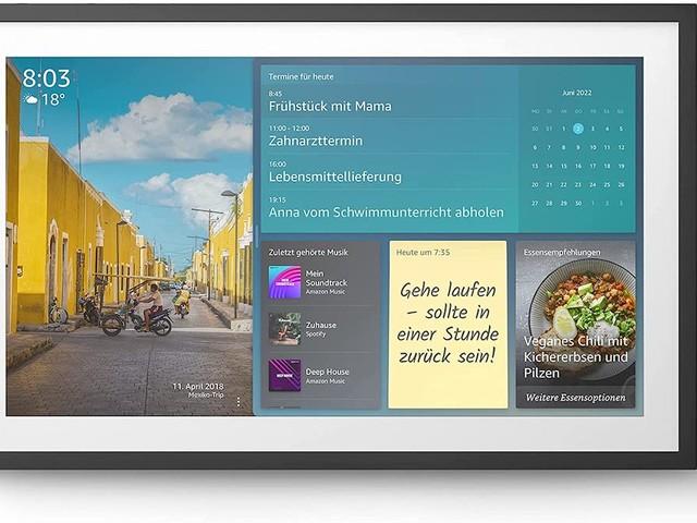 Amazon stellt Echo Show 15 und Blink Video-Türklingel vor – eero Pro 6 ab sofort in Deutschland verfügbar