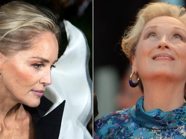 """""""Ich war besser"""": Sharon Stone schießt gegen Meryl Streep"""
