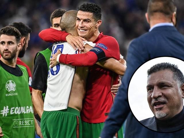 """""""Ich fühle mich geehrt"""": Daei gratuliert Ronaldo zu historischem Tor-Rekord"""
