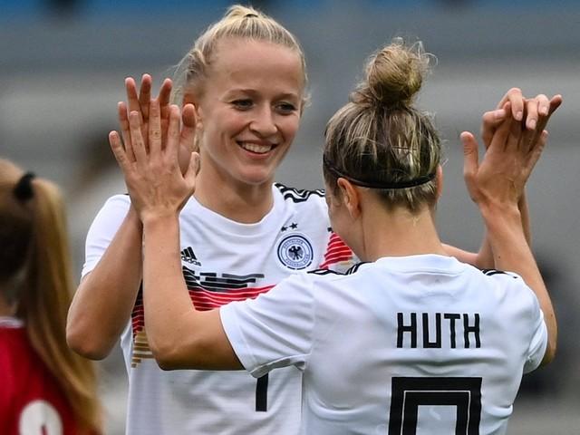 WM-Qualifikation der Frauen: 5:1 nach schwachem Start gegen Serbien
