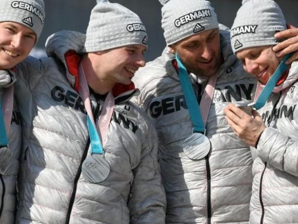 Olympia: Woidke gratuliert Kuske: Brandenburger stolz auf ganzes Team