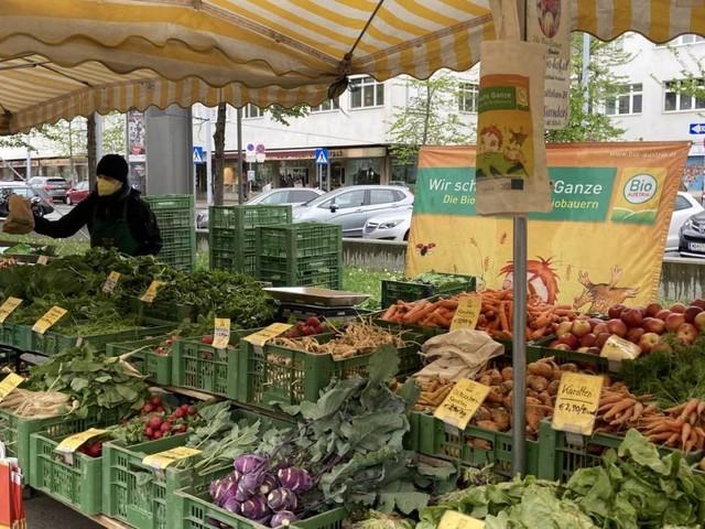 Liesinger Markt setzt auf strenge Auswahl der Standler