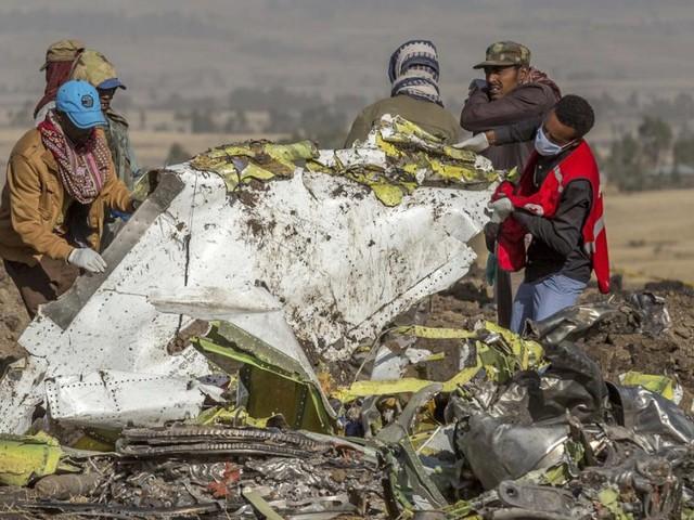 Boeing-Absturz: Startverbote und Hinweise zu möglicher Ursache