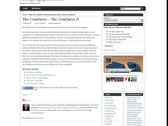 The Courtneys – The Courtneys II
