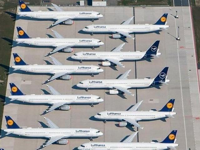 Einigung auf Eckpunkte für Lufthansa-Rettungspaket