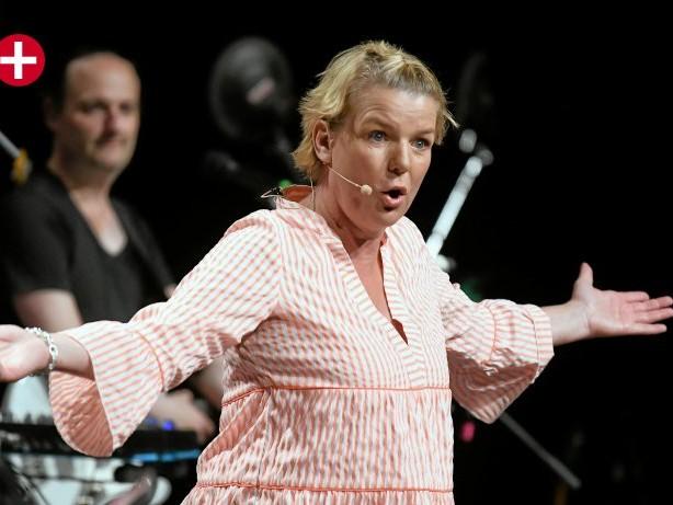 """Comedy: Mirja Boes im Interview: """"Der Mensch ist an sich ne Fritte"""""""