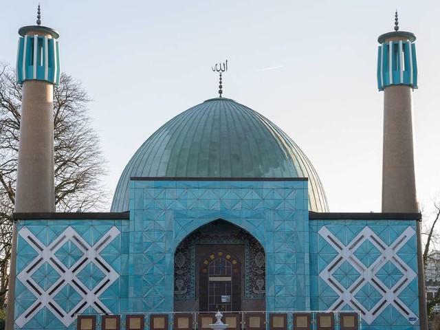 Verfassungsschutz erhebt schwere Vorwürfe gegen Blaue Moschee in Hamburg