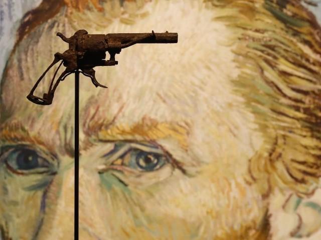 Vincent van Gogh: 162.500 Euro für mutmaßlichen Suizid-Revolver