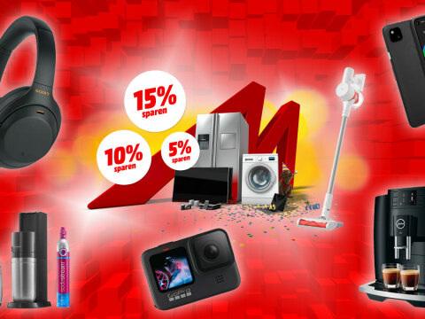 Club-Tage bei Media Markt: Exklusive Angebote mit bis zu 15 Prozent Rabatt