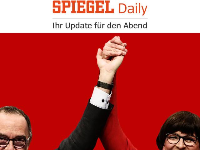 Der Tag kompakt: Eskabo, aber kein Tohuwabohu: Solider Start für die neue SPD-Spitze