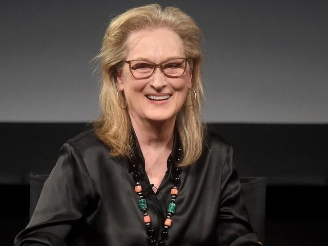 Meryl Streep wird zum ersten Mal Oma