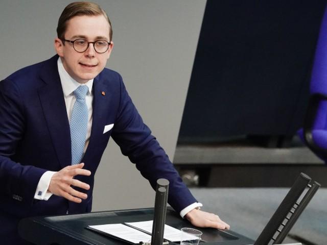 CDU-Politiker : Philipp Amthor verpasst Direktmandat in Mecklenburg-Vorpommern