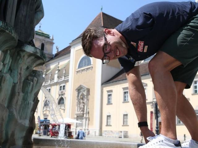 """Para-Schwimmer Andreas Onea: """"Ich will meine Seele im Becken lassen"""""""