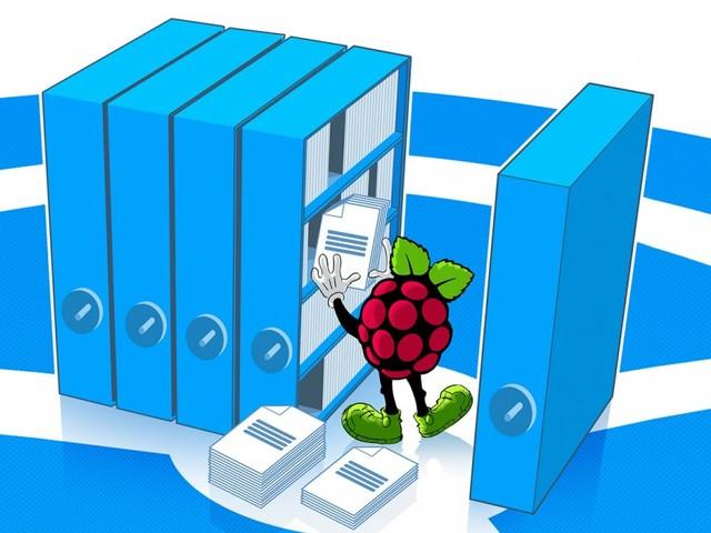 heise+   Raspberry Pi als zentralen Backup-Server mit Syncthing einrichten