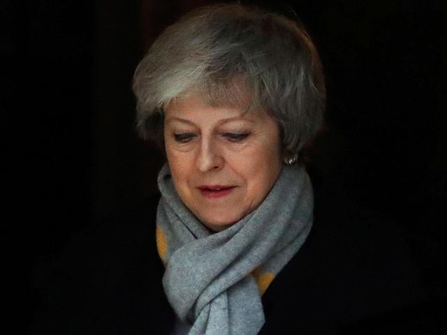 Brexit: Parlament stimmt gegen Theresa Mays Deal