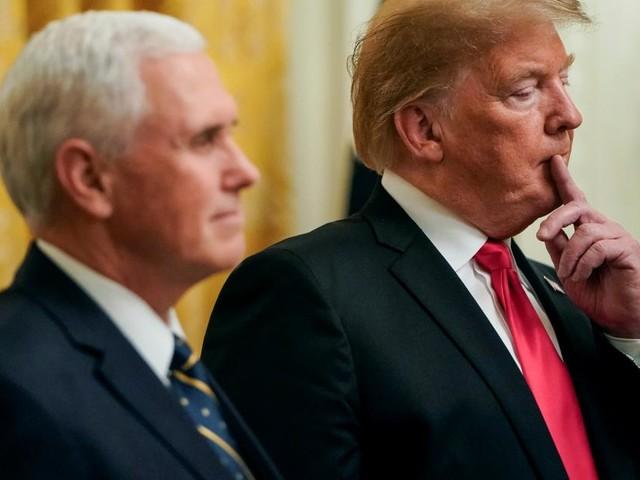 Trump liebäugelte mehrfach mit dem NATO-Austritt