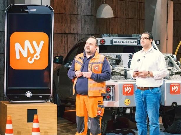 """Vox-Show: """"Höhle der Löwen"""": App als Kampfansage an die Automobilclubs"""