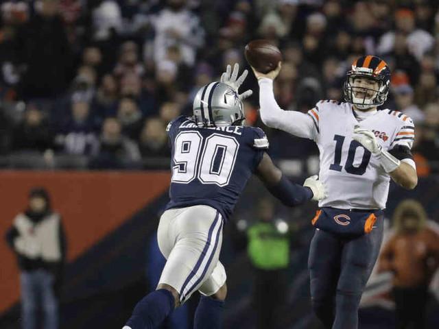 24:31 bei den Chicago Bears: Dallas Cowboys kassieren dritte Niederlage in Serie