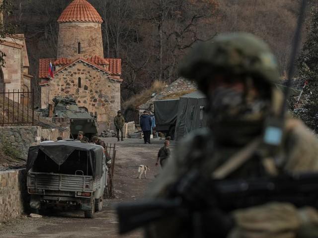 Mehrere Tote bei Schüssen an Grenze von Armenien und Aserbaidschan