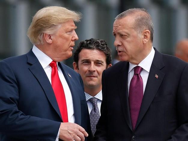 Newsblog zum Syrien-Krieg: Trump: PKK ist größere terroristische Bedrohung als IS