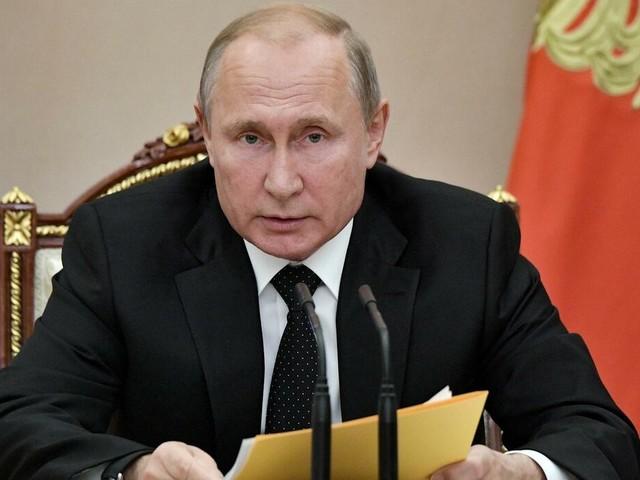 Konflikt: Putin kündigt nach US-Waffentest Antwort auf Augenhöhe an