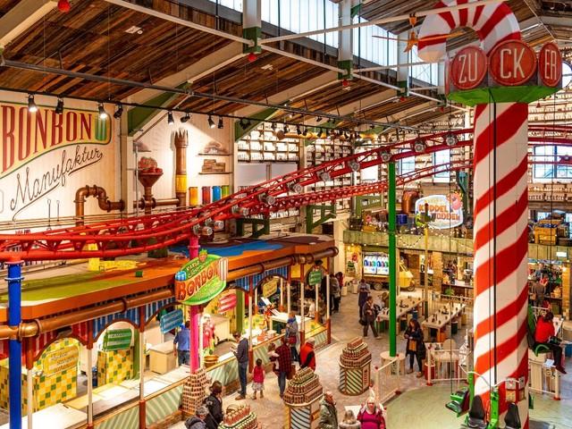 """""""Bonbon-Land"""" in Karls Erlebnis-Dorf Rövershagen eröffnet: Das bietet die Indoor-Erlebniswelt!"""