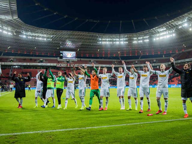 Analyse zum Start in die Rückrunde: Borussia ist weiter im Erfolgsmodus