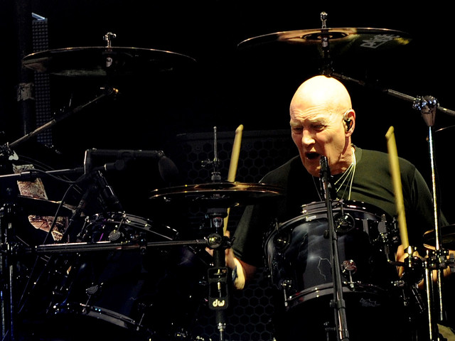 Artrock-Festival: AC/DC-Schlagzeuger Chris Slade mit dabei