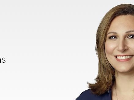 Apple fügt Presse-Chefin Stella Low zur Leadership-Webseite hinzu