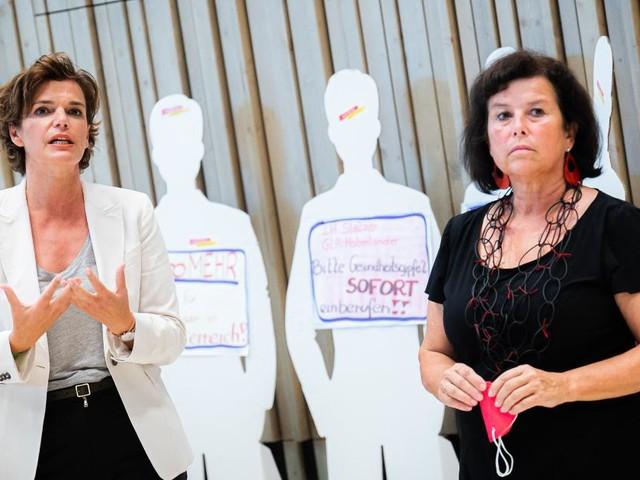 Rendi-Wagner: Bis 2030 fehlen bis zu 100.000 Pflegekräfte