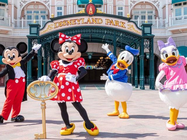 Disneyland Paris feiert große Wiedereröffnung 2021: Themenfahrt, Hotel und Show als Neuheiten