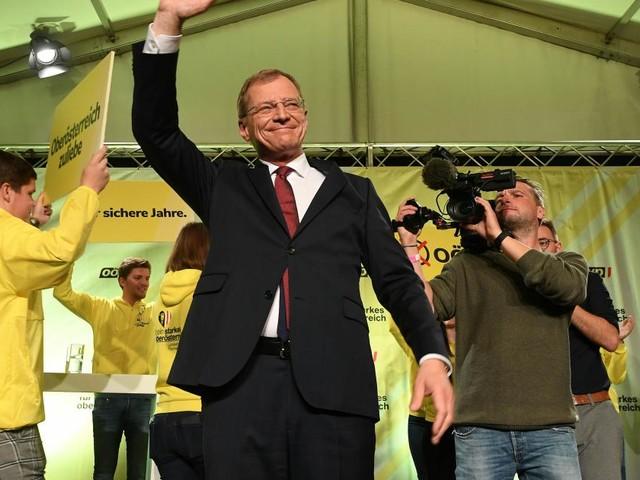 """OÖ-Wahl: Stelzer warnt zum Ende vor """"italienischen Verhältnissen"""""""